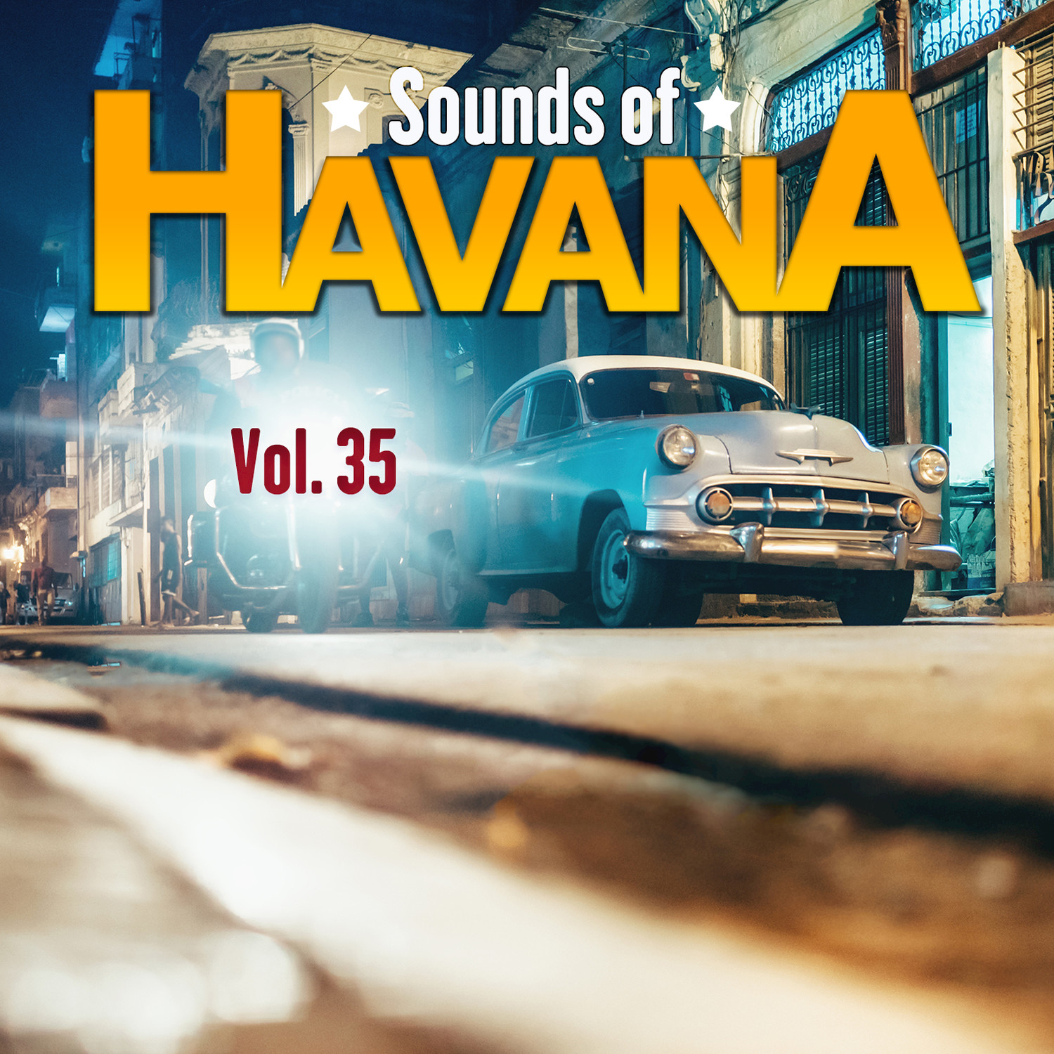Sounds of Havana, Vol. 35