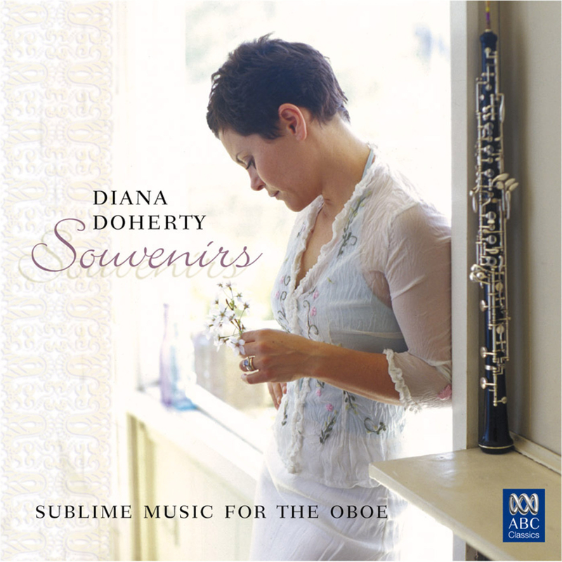 Souvenirs: Sublime Music For The Oboe